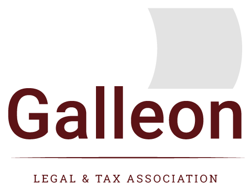 Galleon. Legal & Tax Association Logo